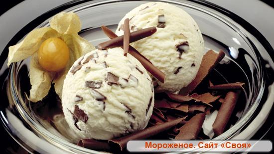Мороженое обои