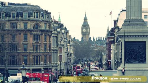 Обои фото лондона